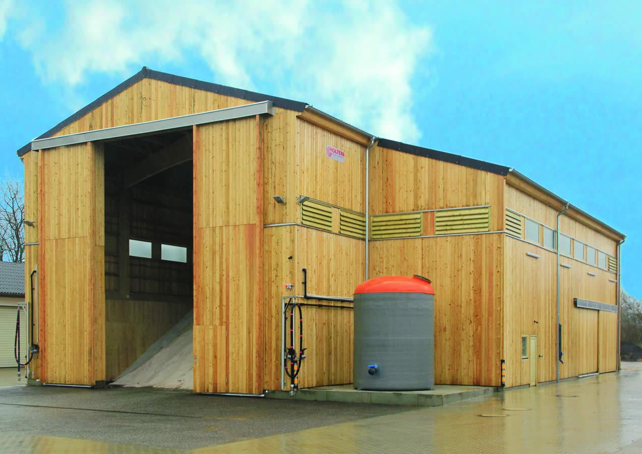Holten Salt Storage Solutions