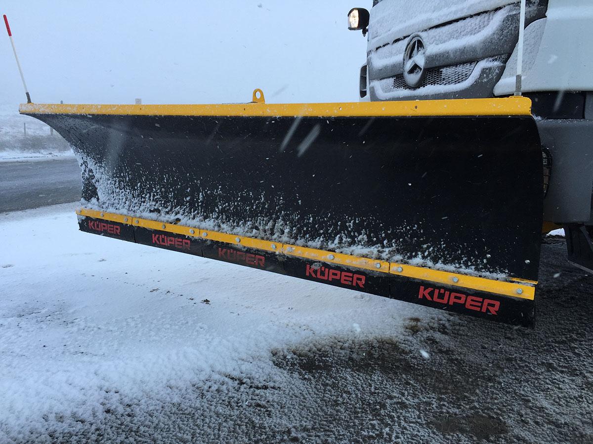 GK5 Snow Plough Blade
